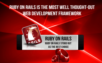 Ruby on rails banner