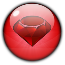 Ruby links logo